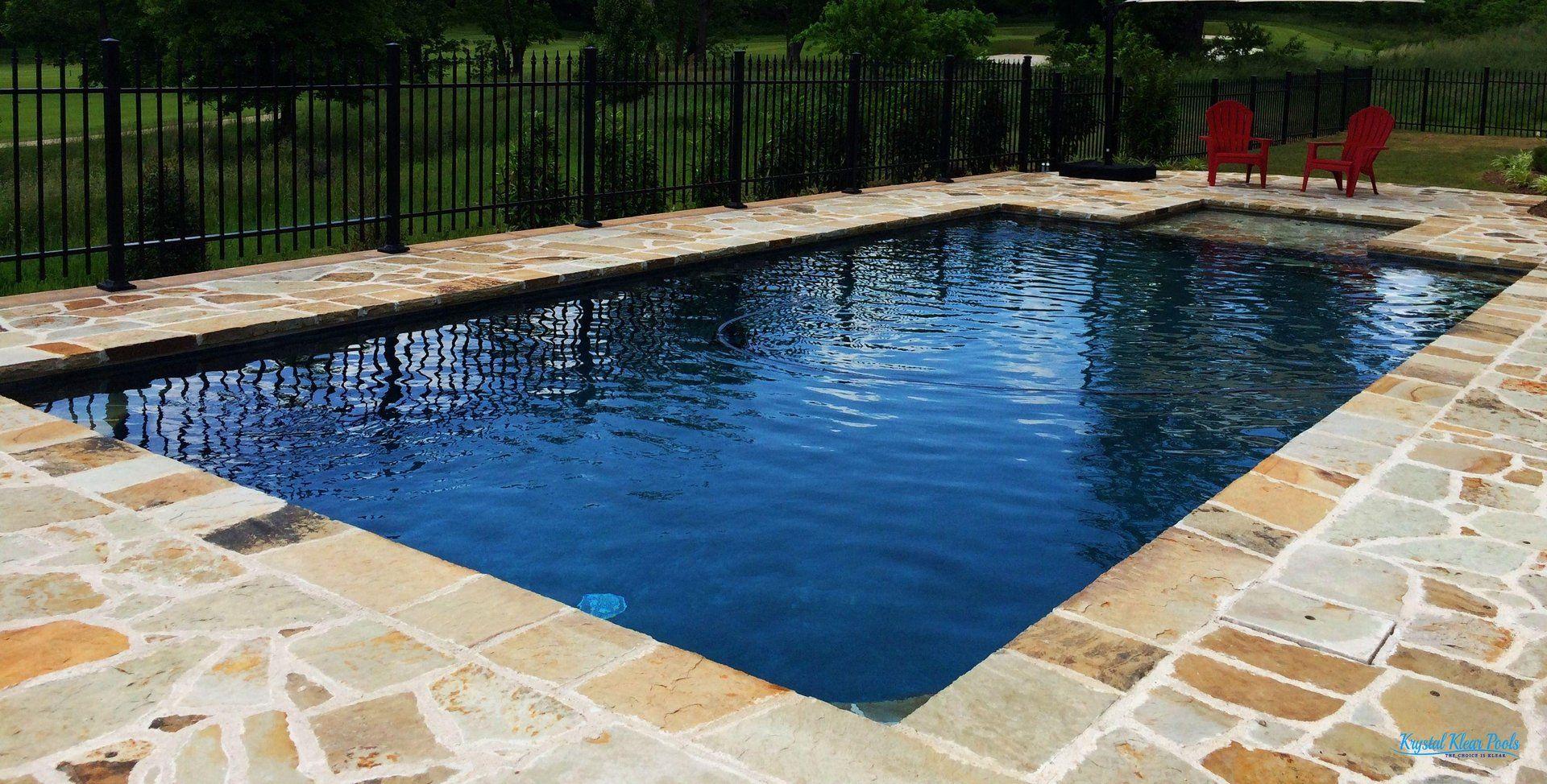 Gunite Pools | Custom Pool Builder Springdale Arkansas ...