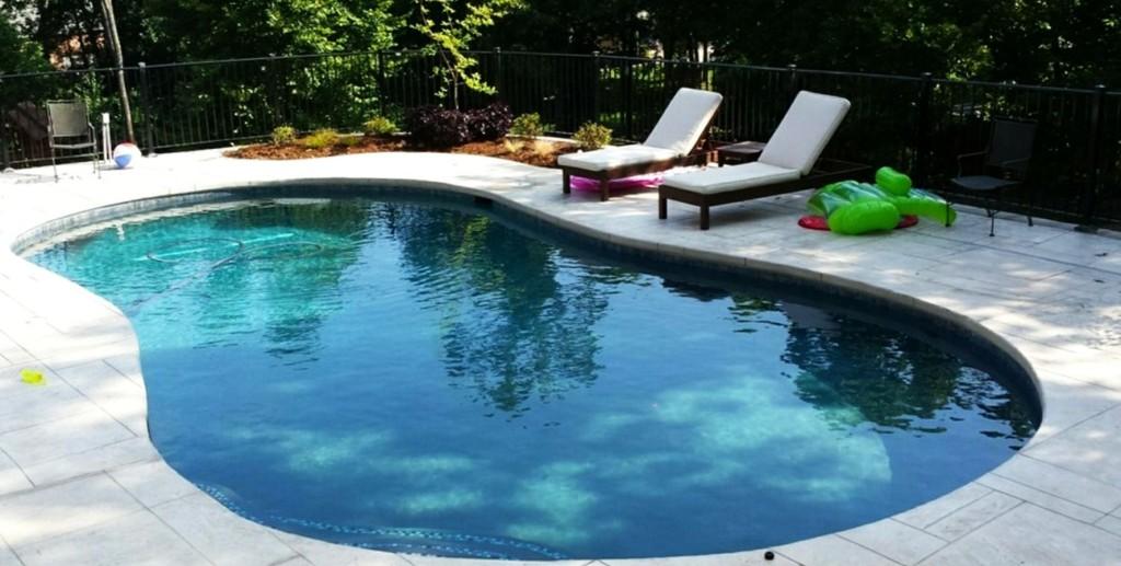 krystal klear Pools 2