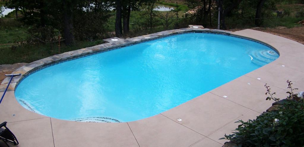 krystal klear Pools 15
