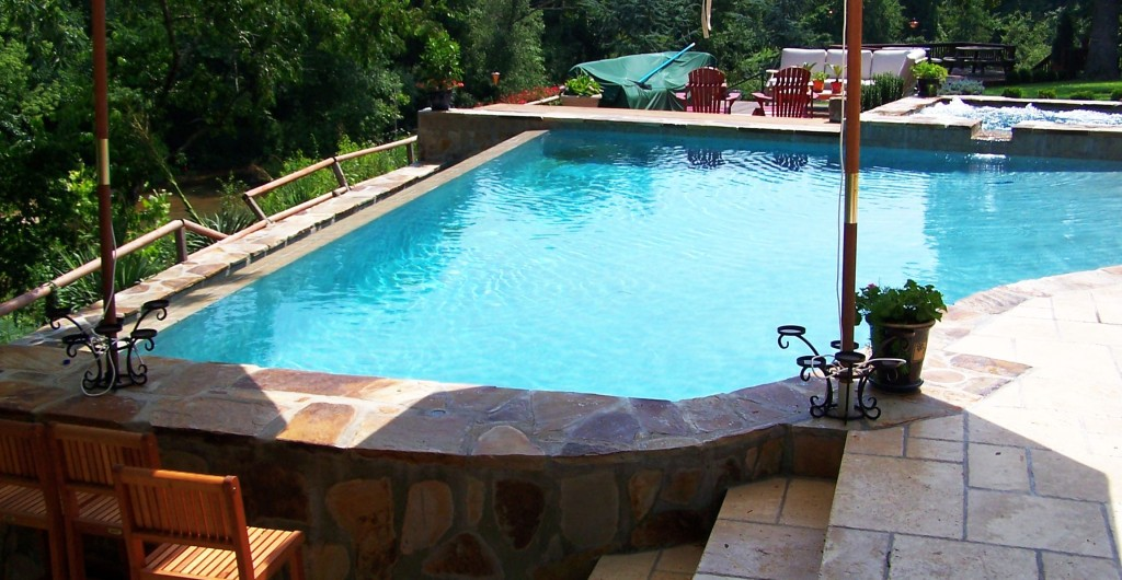 krystal klear Pools 4