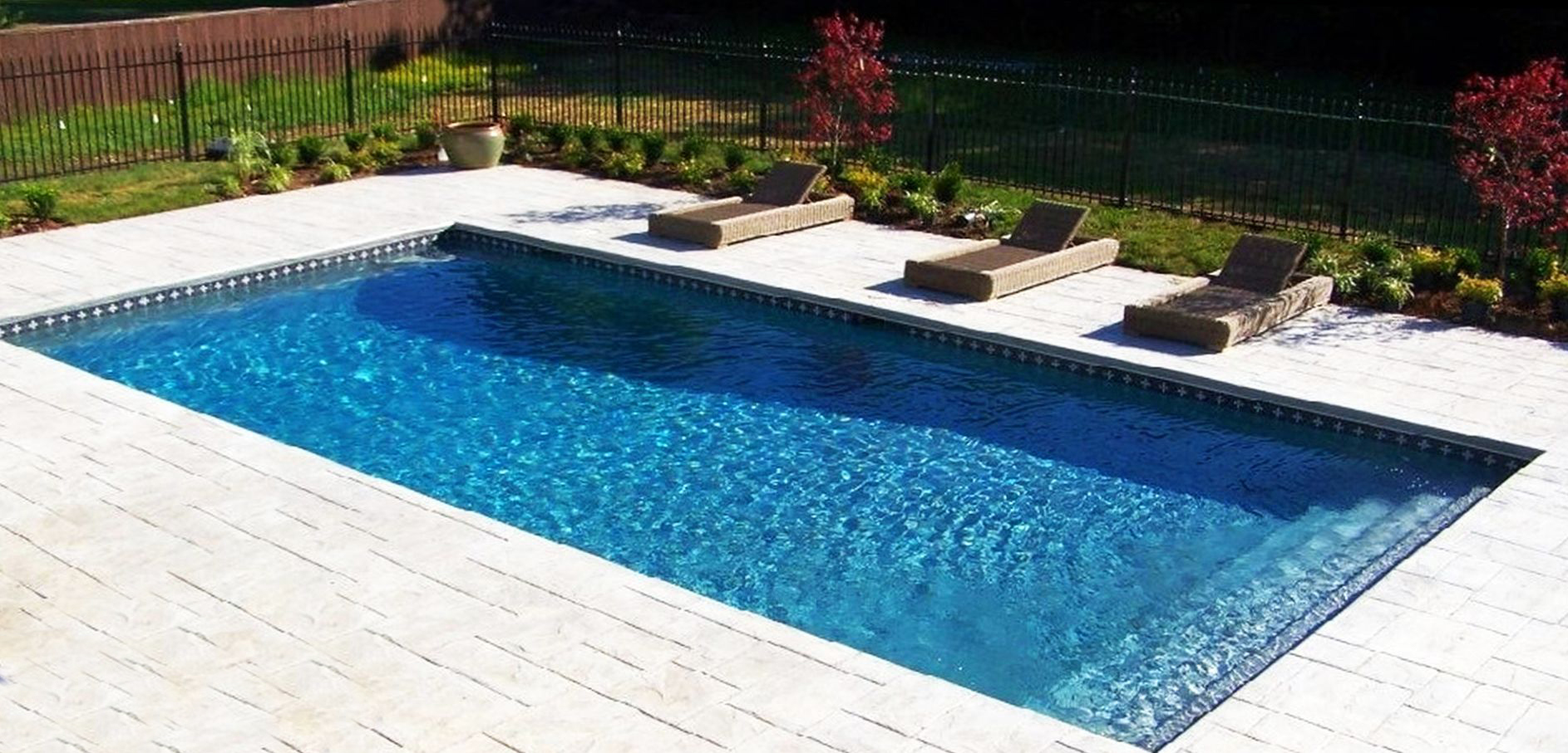 Custom Pool Builder Springdale Arkansas Inground Pool